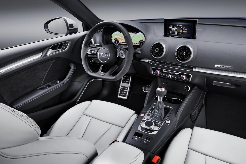 Audi RS 3 Sportback Interior
