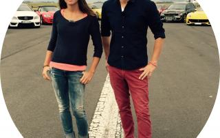 Matthias und Cyndy 1