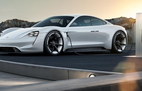 Mission E, 2015, Porsche AG